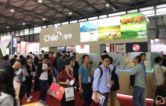FAENACAR-CHILEMEAT presentes en Expo Center en Shanghai