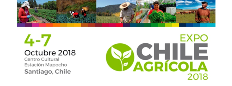 Se viene Expo Chile Agrícola